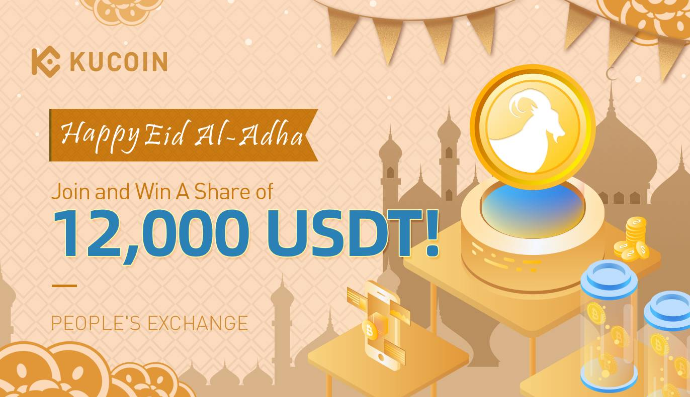 Happy Eid Al-Adha! Join and Win a Share of 12,000 USDTCryptocurrency Trading Signals, Strategies & Templates | DexStrats