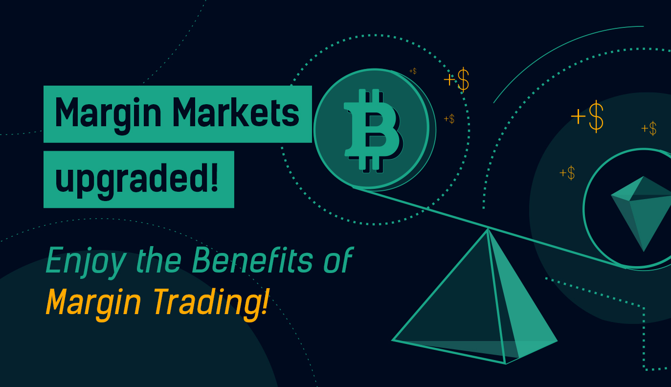 Kucoin Cryptocurrency Exchange Buy Sell Bitcoin Ethereum And More Margin Markets Upgraded Enjoy The New Margin Trading Experience